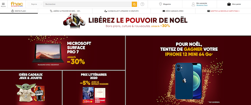 promotions FNAC