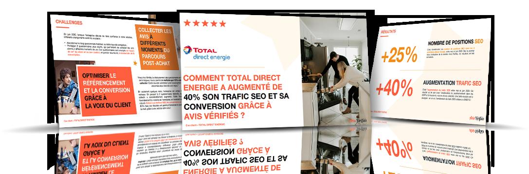 Cas client Total Direct Energie