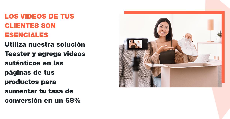 Opiniones Verificadas revoluciona la experiencia del cliente, con videos reviews integradas en su solución