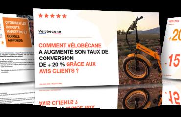 L'avis client levier de conversion DNVB le cas de Vélobécane