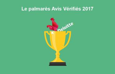 Palmarès Avis vérifiés French Tech