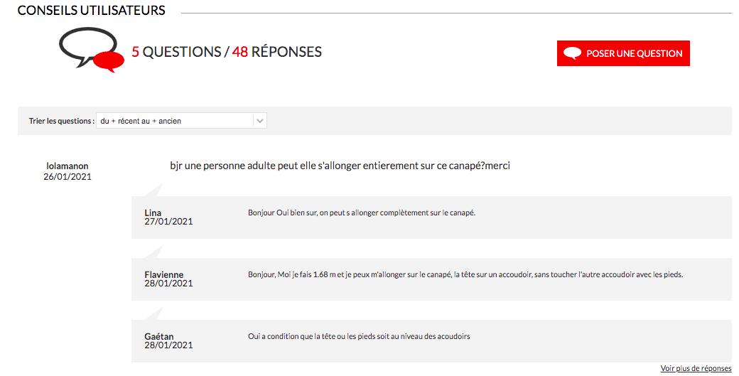 Exemple d'intégration API par BUT