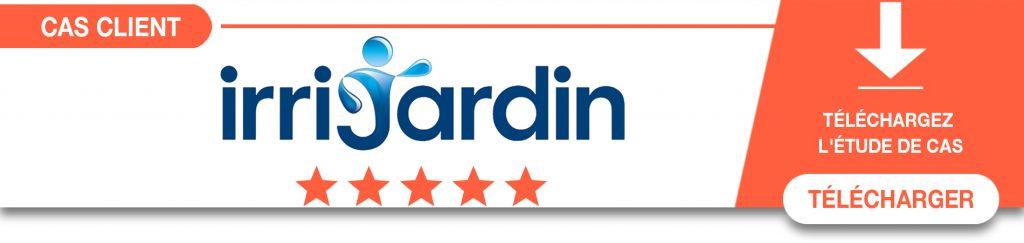 Découvrez le cas client Irrijardin