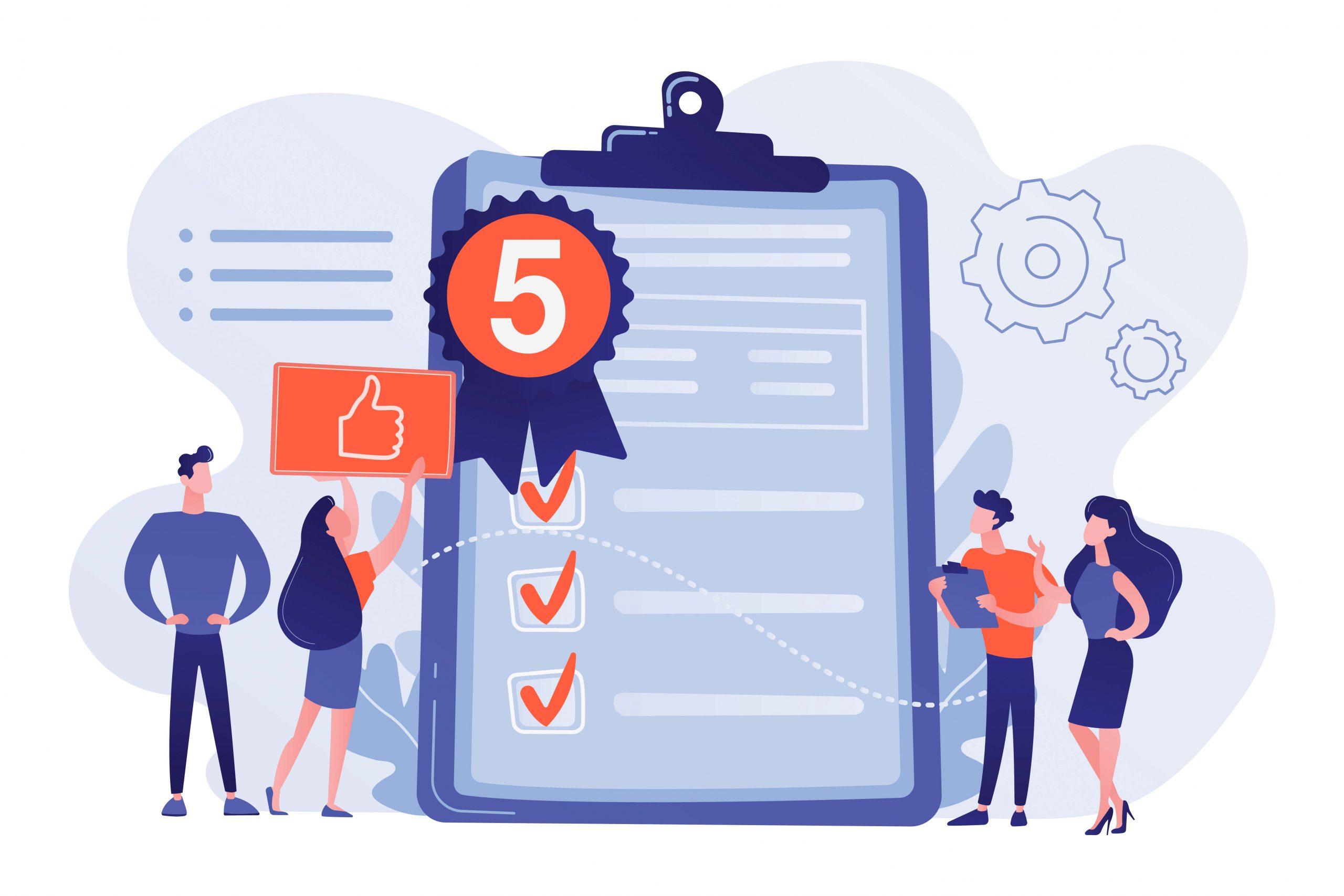 Las 5 expectativas de experiencia del cliente post-covid