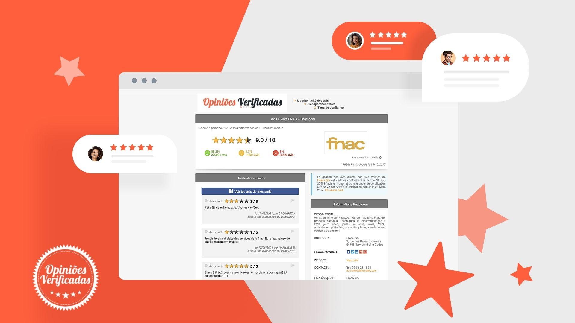 Página Certificada com reviews! Porque ela é tão importante?
