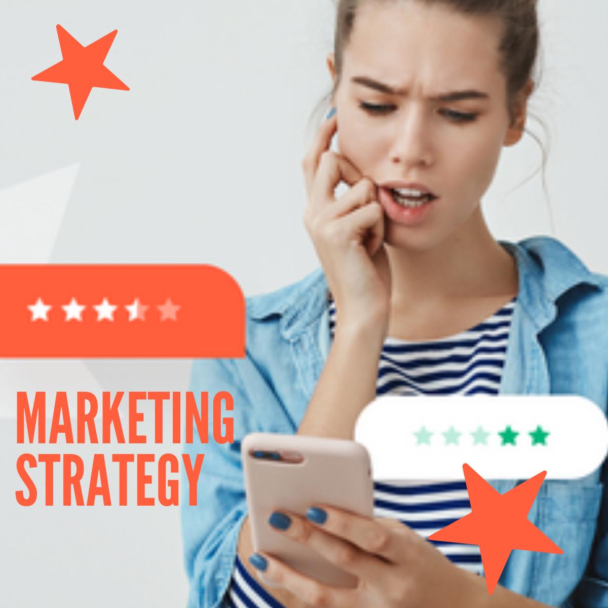 Quais são os impactos das avaliações dos clientes em sua estratégia de marketing?