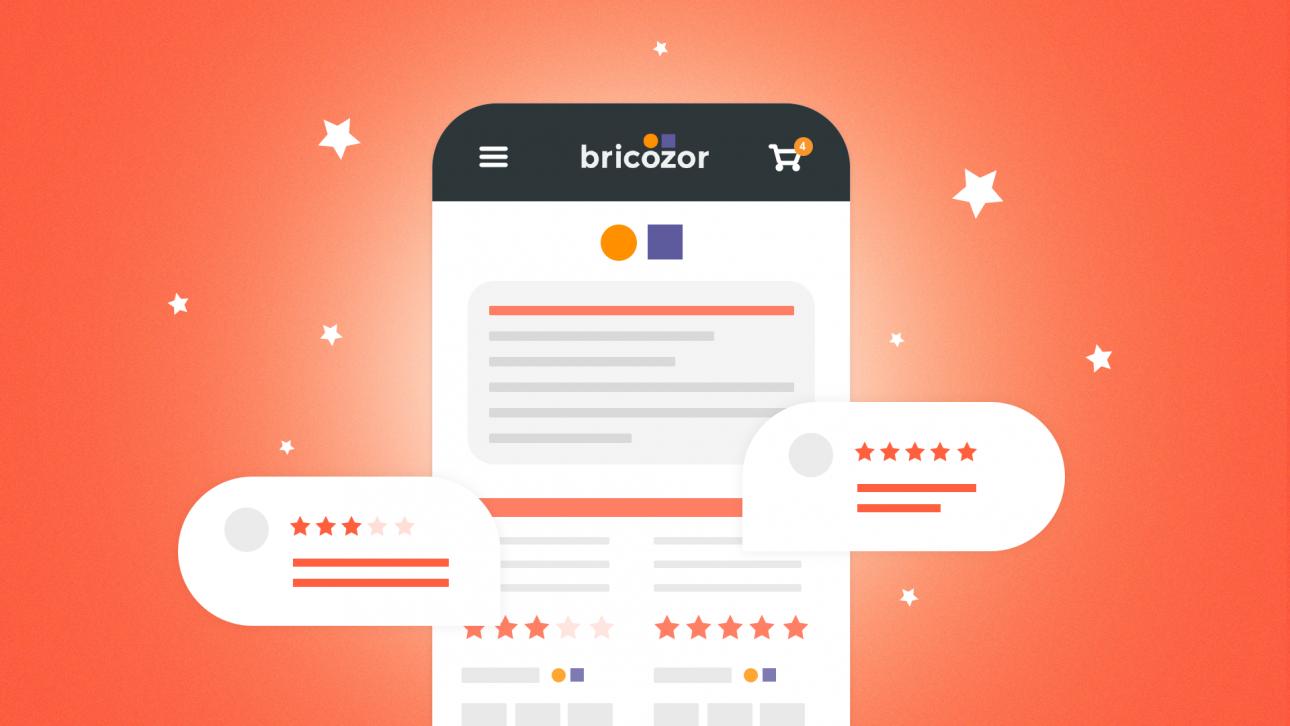 UGC Bricozor experience client