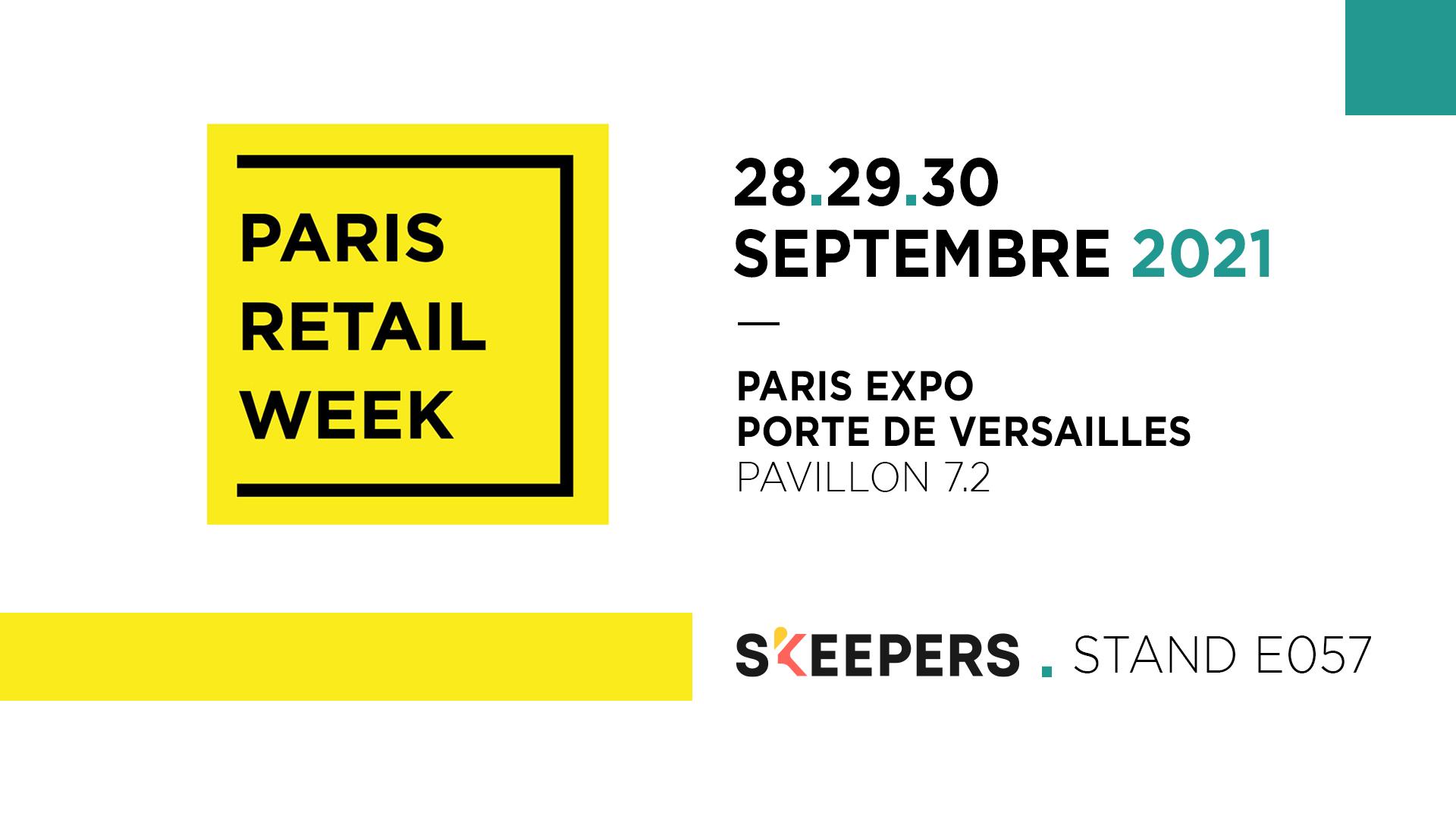 évènements SKEEPERS : Paris Retail Week