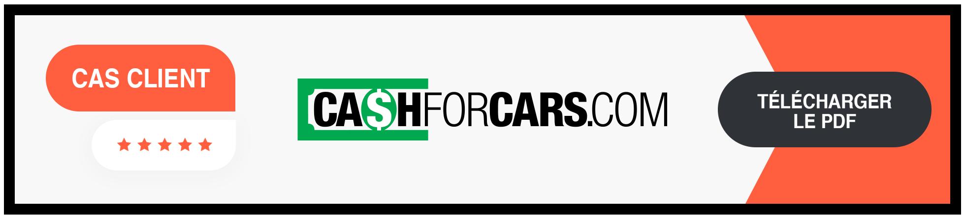 Cas Client Cash for Cars