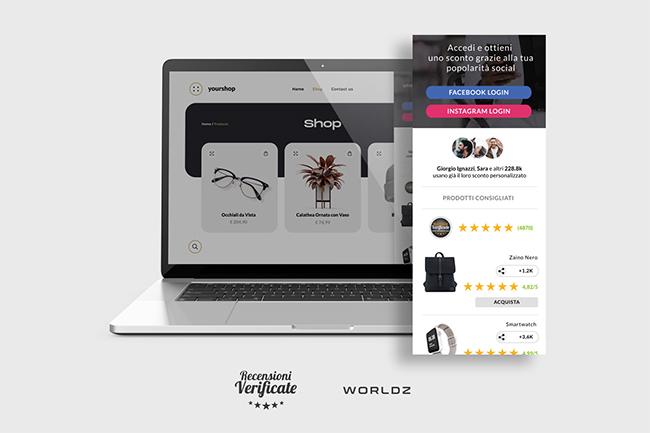 e-commerce e recensioni clienti