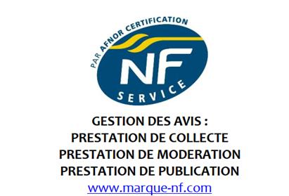 certification afnor avis verifies
